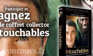 Gagnez le DVD collector d'Intouchables