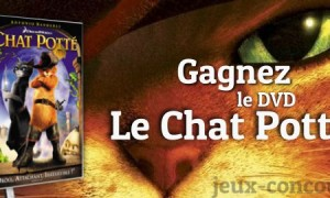 Gagnez le DVD Le Chat Potté