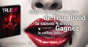 Gagnez L'intégrale True Blood Saison 4