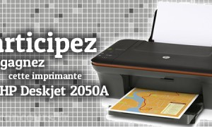 Imprimante multi fonctions HP – Deskjet 2050A