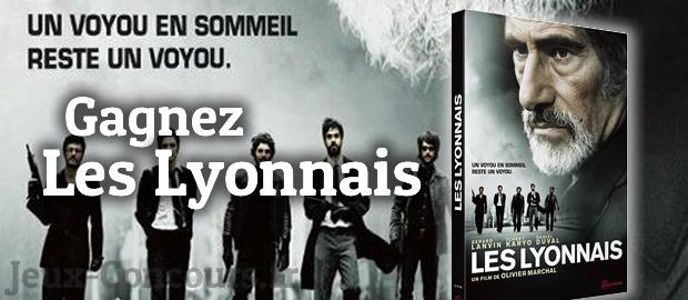 Gagnez le Film Les Lyonnais