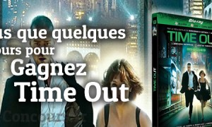 Concours Blu ray Time out