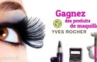 Gagnez des produits de maquillage Yves Rocher