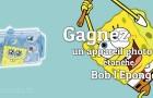 Cheeeese : Gagnez cet appareil photo étanche Bob l'Eponge