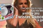Britney vous conseille de gagner le jeu Twister Dance