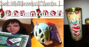 On prépare le traîneau des gagnants sur jeux-concours.fr