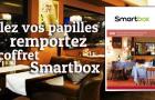 Remportez Un Coffret Smartbox Bistrots des Gourmands