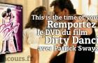 Gagnez le DVD de Dirty Dancing !!!