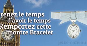 Gagnez une Montre Bracelet