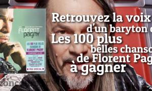 Coffret Les 100 Plus Belles Chansons de Florent Pagny à Gagner