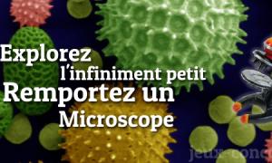 Remportez un Microscope