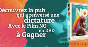 NO en DVD à Gagner