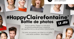 Clairefontaine : Battle de photo