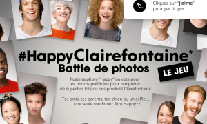 Clairefontaine : Battle de photo